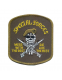 "Нашивка Rothco ""Special Forces Mess wtih the Best"" Patch"