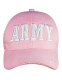 "Бейсболка Rothco Delux ""ARMY"" Profile Cap Pink"