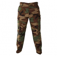 Брюки полевые Propper Uniform BDU Trouser Woodland Camo Ripstop