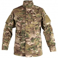 Куртка полевая Texar WZ10 Shirt Rip Stop Multicam