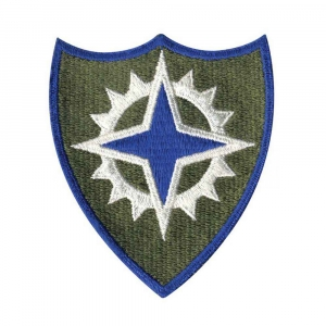 "Нашивка Rothco ""16th Army Corps"" Patch"